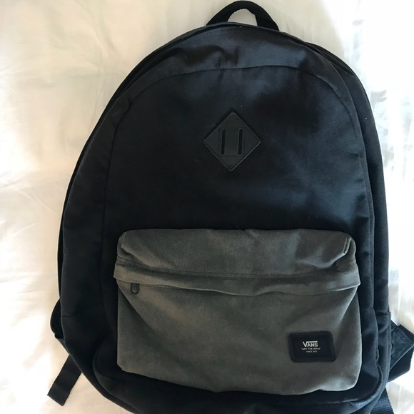 44ba7ab5035 Vans Bags | Old Skool Plus Backpack | Poshmark